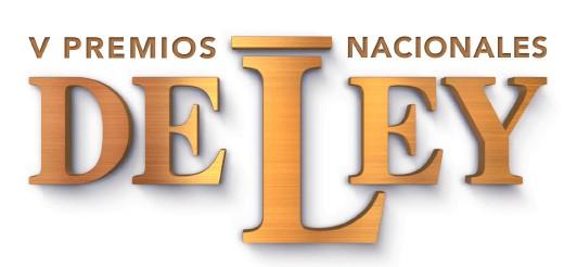 Logo V Premios Nacionales de Ley